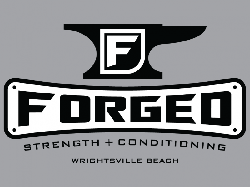 Business Logo Forged Design Wilmington