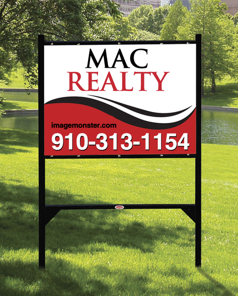 Real Estate Signs : Signs and banners services wilmingtonimage monster