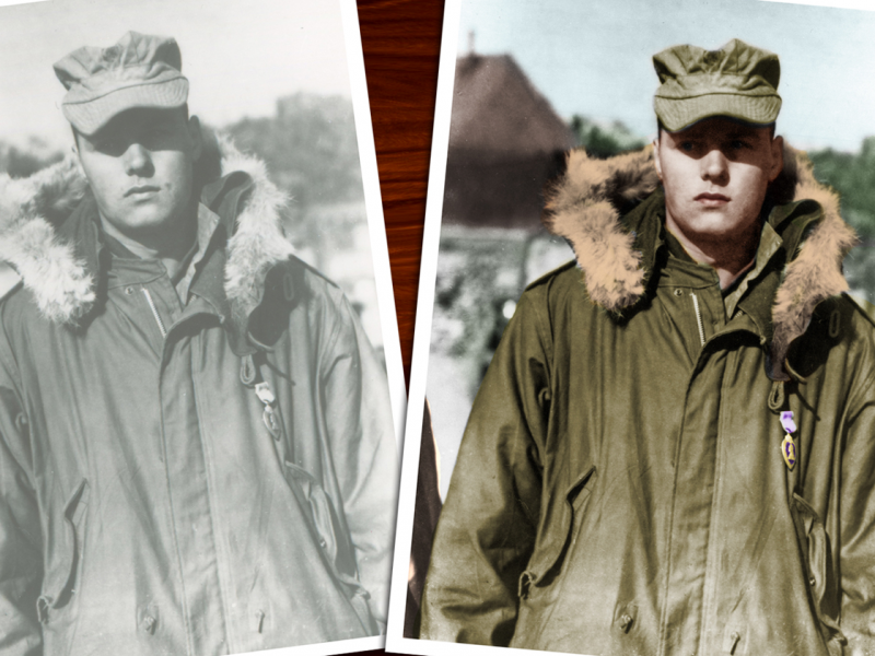 Colorize Photo Services Wilmington